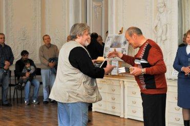 """Первая фотовыставка """"Украина православная"""" открыта в Шоколадном домике. 38"""