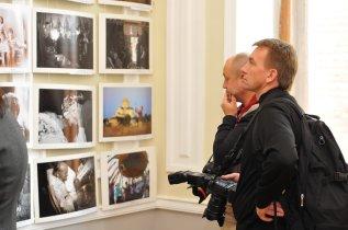 """Первая фотовыставка """"Украина православная"""" открыта в Шоколадном домике. 64"""