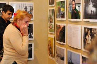"""Первая фотовыставка """"Украина православная"""" открыта в Шоколадном домике. 65"""
