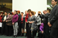 То, что радует глаз и где отдыхает душа. Выставка Вячеслава Мищенко в Национальной Парламентской библиотеке Украины. 12