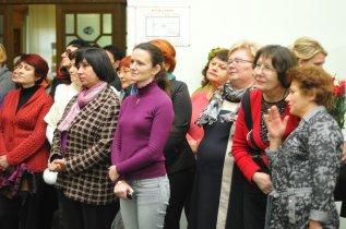 То, что радует глаз и где отдыхает душа. Выставка Вячеслава Мищенко в Национальной Парламентской библиотеке Украины. 17