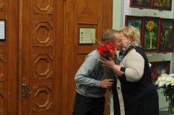 То, что радует глаз и где отдыхает душа. Выставка Вячеслава Мищенко в Национальной Парламентской библиотеке Украины. 31