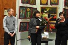 То, что радует глаз и где отдыхает душа. Выставка Вячеслава Мищенко в Национальной Парламентской библиотеке Украины. 47
