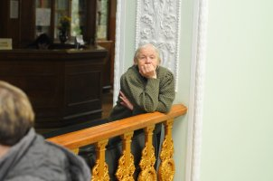 То, что радует глаз и где отдыхает душа. Выставка Вячеслава Мищенко в Национальной Парламентской библиотеке Украины. 48
