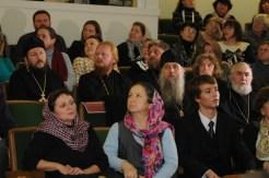 Вечер памяти о. Лонгина в Доме учителя 51