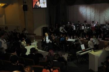 Вечер памяти о. Лонгина в Доме учителя 88