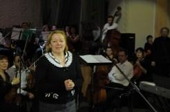 Вечер памяти о. Лонгина в Доме учителя 106