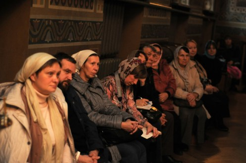 Гости из России, небольшая фотосессия в Ионинском 12