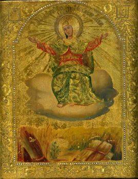 Икона Божьей матери «Спорительница хлебов»