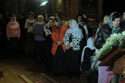 Фотографии с Рождественской службы в СвятоТроицком Ионинском монастыре 3