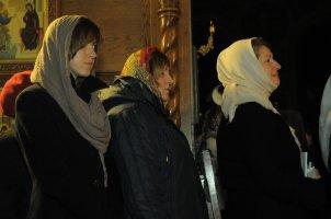 Фотографии с Рождественской службы в СвятоТроицком Ионинском монастыре 17