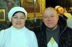 Фотографии с Рождественской службы в СвятоТроицком Ионинском монастыре 24