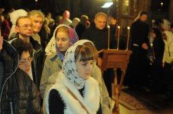 Фотографии с Рождественской службы в СвятоТроицком Ионинском монастыре 30