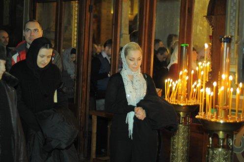 Фотографии с Рождественской службы в СвятоТроицком Ионинском монастыре 34