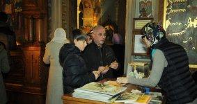 Фотографии с Рождественской службы в СвятоТроицком Ионинском монастыре 38