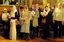 Фотографии с Рождественской службы в СвятоТроицком Ионинском монастыре 46