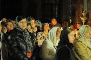 Фотографии с Рождественской службы в СвятоТроицком Ионинском монастыре 55