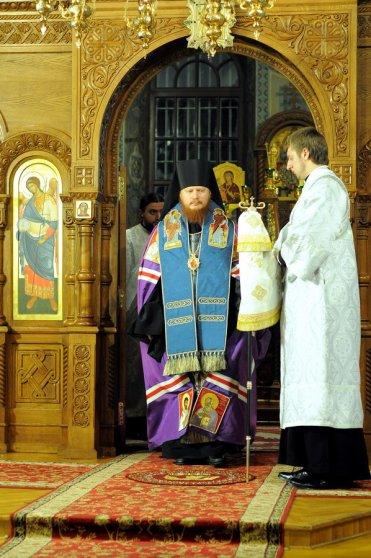 Фотографии с Рождественской службы в СвятоТроицком Ионинском монастыре 59