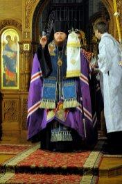Фотографии с Рождественской службы в СвятоТроицком Ионинском монастыре 61