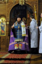 Фотографии с Рождественской службы в СвятоТроицком Ионинском монастыре 62