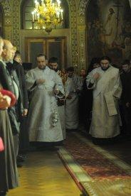Фотографии с Рождественской службы в СвятоТроицком Ионинском монастыре 69