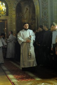 Фотографии с Рождественской службы в СвятоТроицком Ионинском монастыре 70