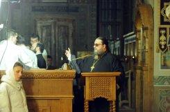 Фотографии с Рождественской службы в СвятоТроицком Ионинском монастыре 82