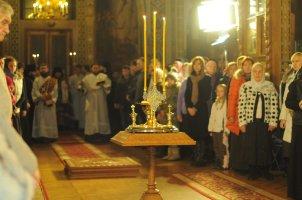 Фотографии с Рождественской службы в СвятоТроицком Ионинском монастыре 92