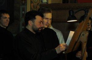 Фотографии с Рождественской службы в СвятоТроицком Ионинском монастыре 94
