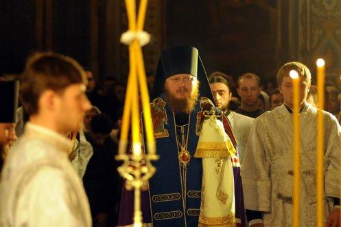 Фотографии с Рождественской службы в СвятоТроицком Ионинском монастыре 98