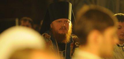 Фотографии с Рождественской службы в СвятоТроицком Ионинском монастыре 103
