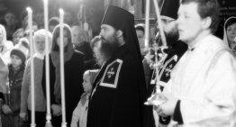 Фотографии с Рождественской службы в СвятоТроицком Ионинском монастыре 106