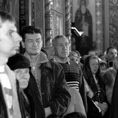 Фотографии с Рождественской службы в СвятоТроицком Ионинском монастыре 109