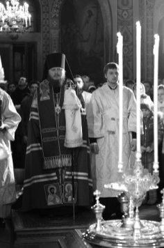 Фотографии с Рождественской службы в СвятоТроицком Ионинском монастыре 112