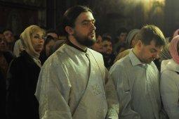 Фотографии с Рождественской службы в СвятоТроицком Ионинском монастыре 122