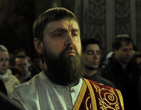 Фотографии с Рождественской службы в СвятоТроицком Ионинском монастыре 123