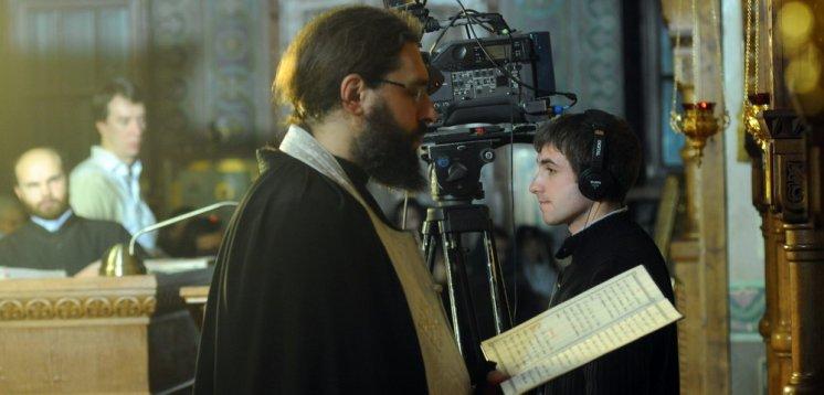 Фотографии с Рождественской службы в СвятоТроицком Ионинском монастыре 141