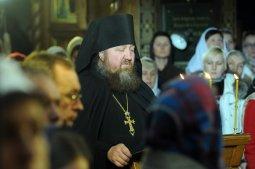Фотографии с Рождественской службы в СвятоТроицком Ионинском монастыре 143