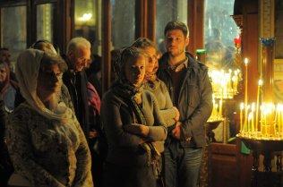 Фотографии с Рождественской службы в СвятоТроицком Ионинском монастыре 157