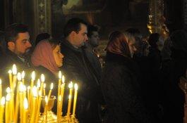 Фотографии с Рождественской службы в СвятоТроицком Ионинском монастыре 160