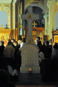 Фотографии с Рождественской службы в СвятоТроицком Ионинском монастыре 161