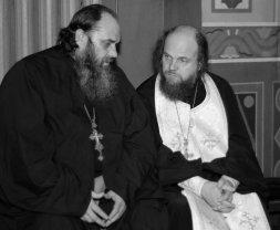 Фотографии с Рождественской службы в СвятоТроицком Ионинском монастыре 166