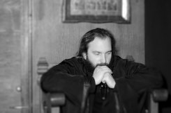 Фотографии с Рождественской службы в СвятоТроицком Ионинском монастыре 168