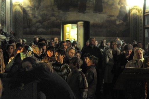 Фотографии с Рождественской службы в СвятоТроицком Ионинском монастыре 171