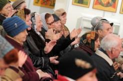 Духовная музыка в исполнении фольклорного ансамбля «Многая лета» в галерее «Соборная» Духовно-просветительского центра УПЦ 39