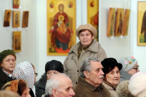 """Выставка «Торжество Православия» - более 100 икон в галерее """"Соборная"""". 5"""