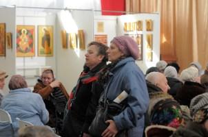 """Выставка «Торжество Православия» - более 100 икон в галерее """"Соборная"""". 7"""