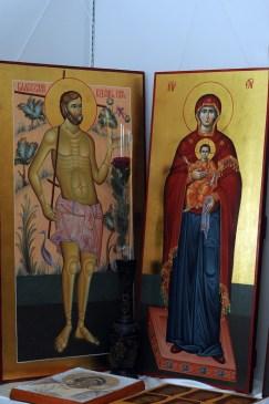 """Выставка «Торжество Православия» - более 100 икон в галерее """"Соборная"""". 24"""
