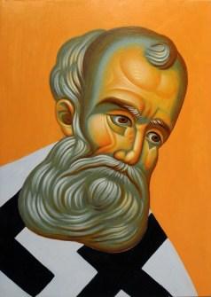 """Выставка «Торжество Православия» - более 100 икон в галерее """"Соборная"""". 30"""