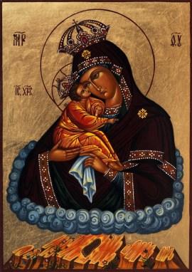 """Выставка «Торжество Православия» - более 100 икон в галерее """"Соборная"""". 39"""